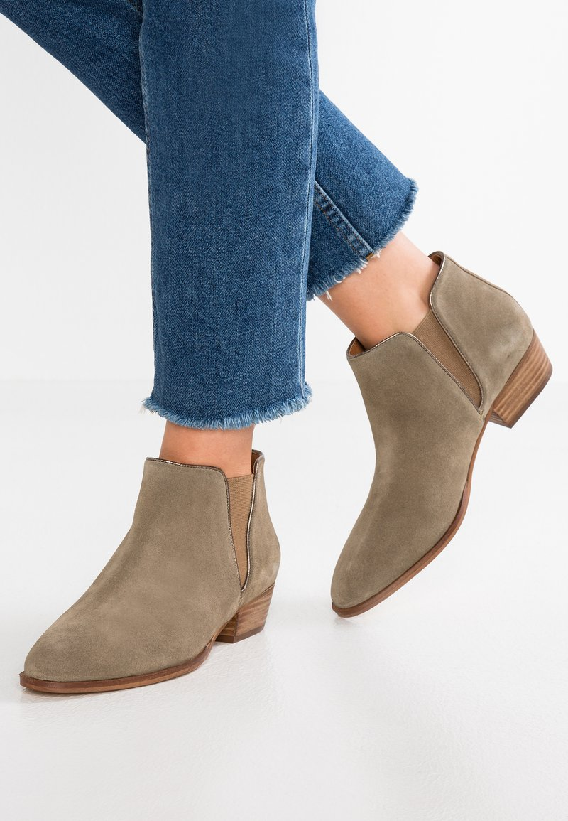 mint&berry - Ankle Boot - oliv