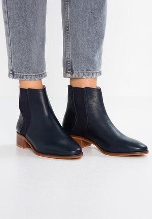 Ankle Boot - dark blue