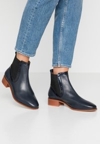 mint&berry - Classic ankle boots - dark blue - 0