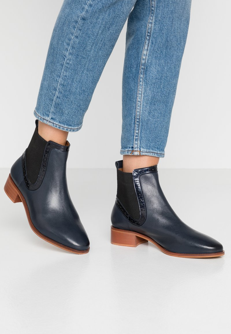 mint&berry - Classic ankle boots - dark blue