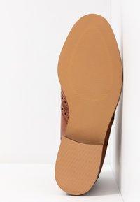 mint&berry - Classic ankle boots - cognac - 6
