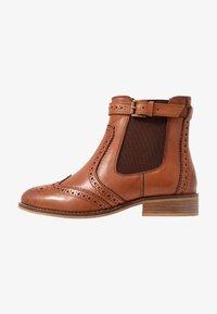mint&berry - Classic ankle boots - cognac - 1