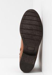 mint&berry - Ankle boot - cognac - 6