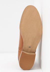mint&berry - Ankle boots - cognac - 6
