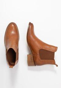 mint&berry - Ankle boots - cognac - 3