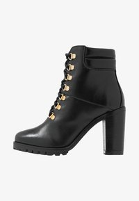mint&berry - High heeled ankle boots - black - 1