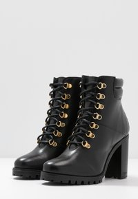 mint&berry - High heeled ankle boots - black - 4