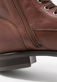 mint&berry - Lace-up ankle boots - brown - 2