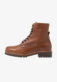 mint&berry - Winter boots - cognac - 1