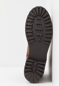 mint&berry - Winter boots - cognac - 6