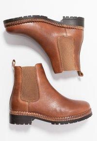 mint&berry - Winter boots - cognac - 3