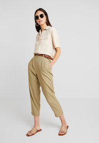 mint&berry - Trousers - khaki - 1