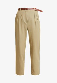 mint&berry - Trousers - khaki - 3