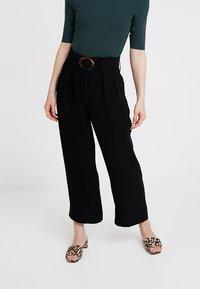 mint&berry - Trousers - black - 0