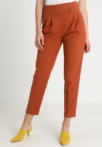 mint&berry - Trousers - brown - 0
