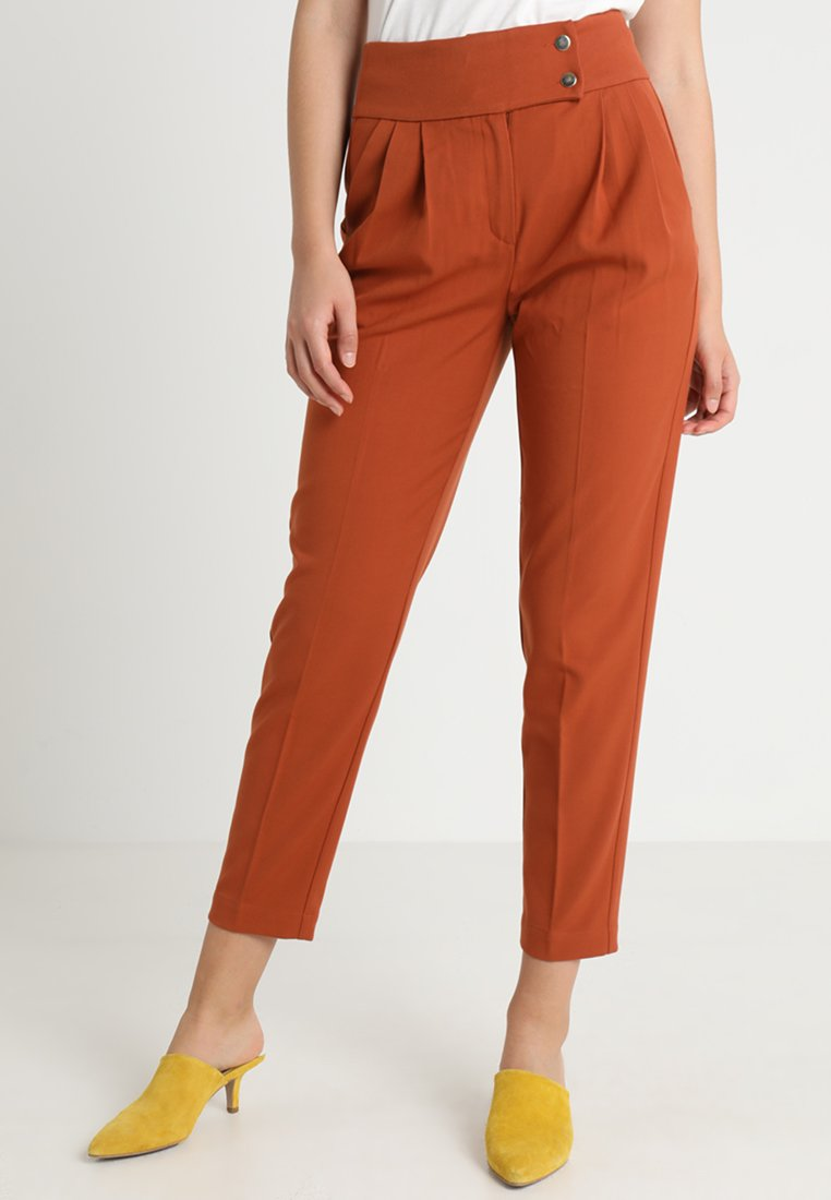 mint&berry - Trousers - brown