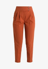 mint&berry - Trousers - brown - 4