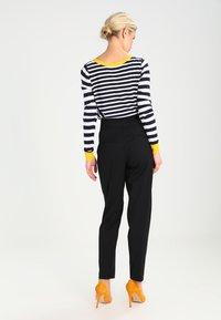mint&berry - Spodnie materiałowe - black - 2