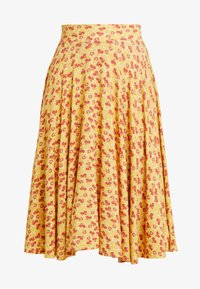 mint&berry - A-line skirt - yellow - 5