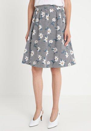 A-line skirt - multicoloured