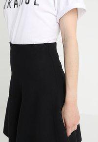 mint&berry - A-line skirt - black - 4