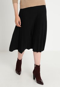 mint&berry - Maxi skirt - black - 0