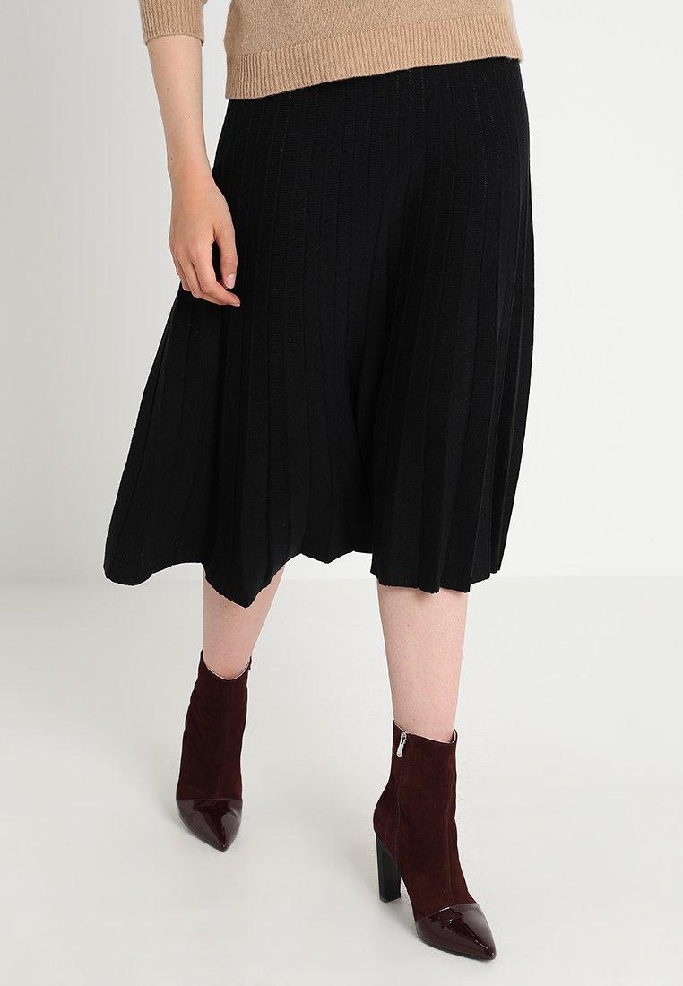 mint&berry - Maxi skirt - black