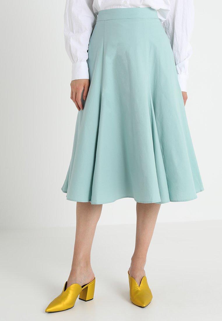 mint&berry - Spódnica trapezowa - mint