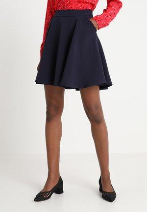 Áčková sukně - navy