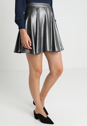 A-line skjørt - silver