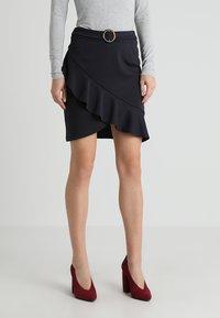 mint&berry - Mini skirt - night sky - 0