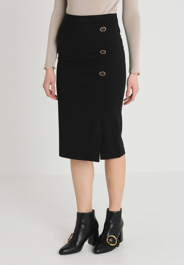 mint&berry - Pencil skirt - black