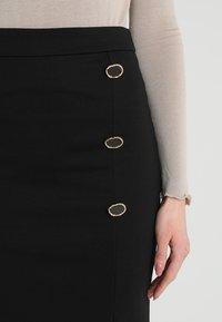 mint&berry - Pencil skirt - black - 5