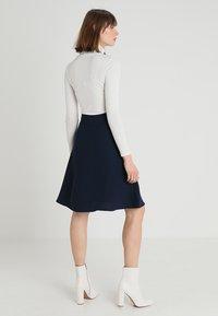 mint&berry - A-snit nederdel/ A-formede nederdele - dark blue - 2