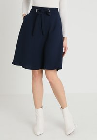 mint&berry - A-snit nederdel/ A-formede nederdele - dark blue - 0