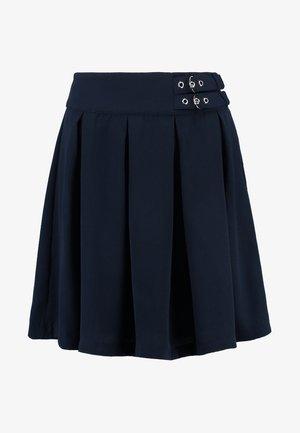 Jupe trapèze - navy blazer