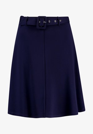 A-line skjørt - maritime blue