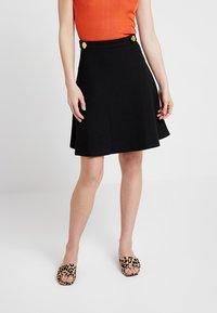 mint&berry - A-line skirt - black - 0