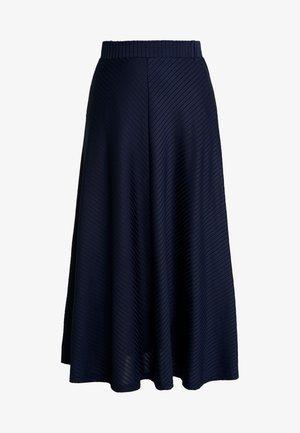 Maxi skirt - maritime blue