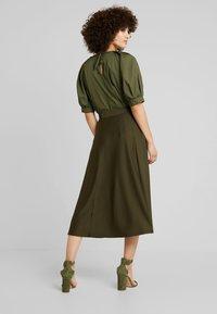 mint&berry - Maxi skirt - olive night - 3