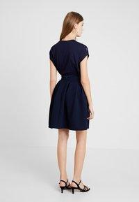 mint&berry - A-line skirt - maritime blue - 2