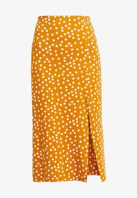 mint&berry - Pencil skirt - yellow/white - 3