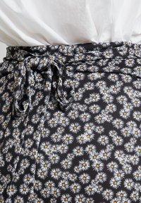mint&berry - A-line skirt - maritime blue - 5