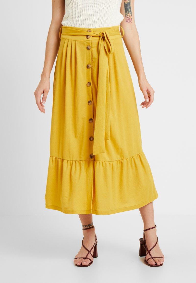 mint&berry - A-line skjørt - yellow