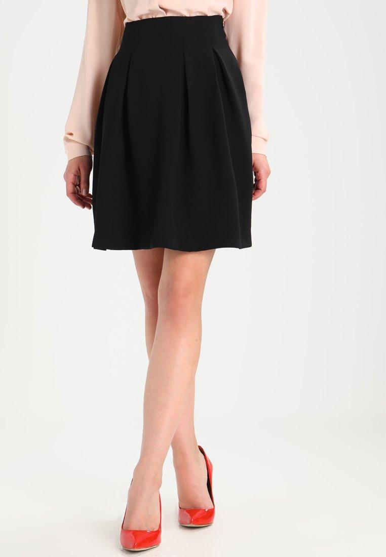 mint&berry - A-line skirt - black