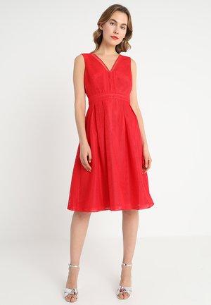 Vestito elegante - chinese red