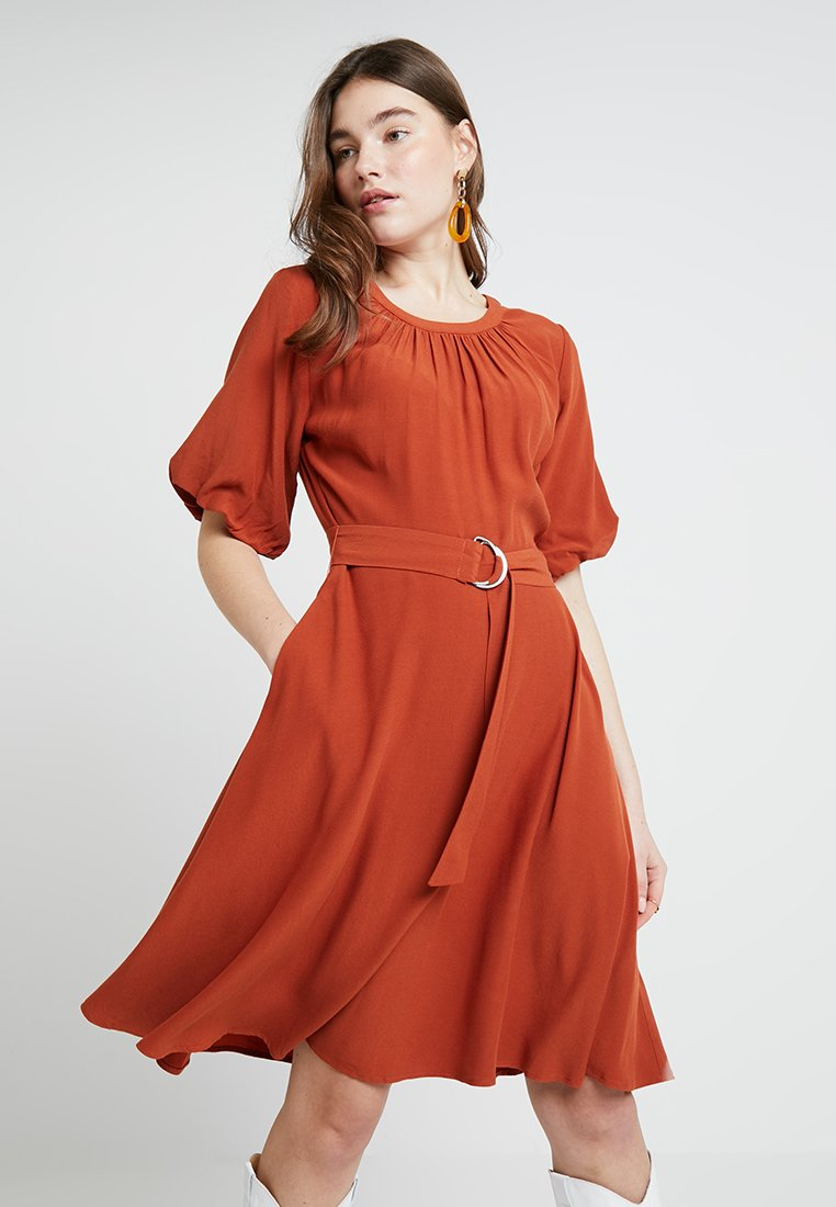 mint&berry - Day dress - brown