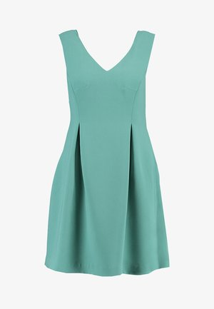 Day dress - sagebrush green