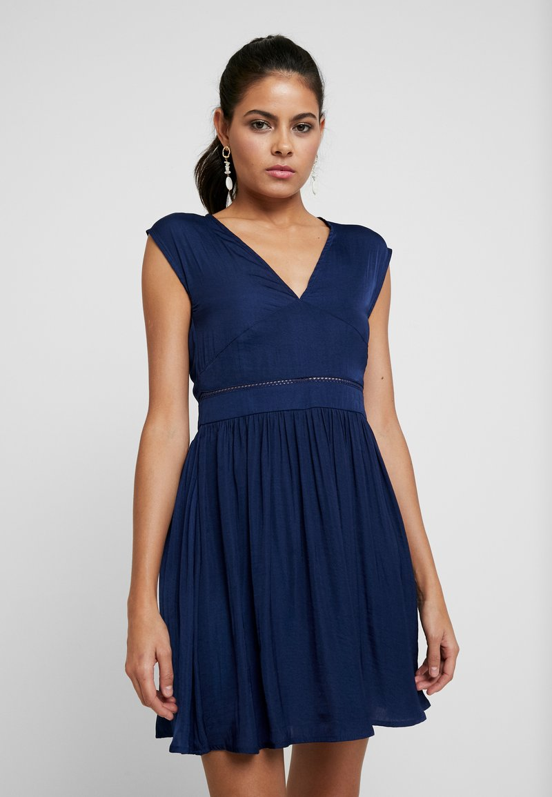 mint&berry - Day dress - medieval blue