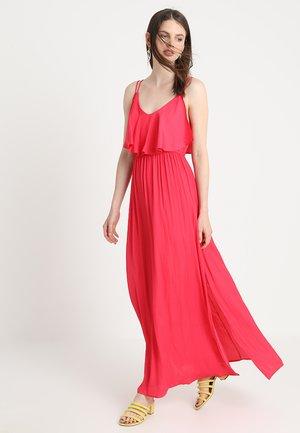 Maxiklänning - virtual pink